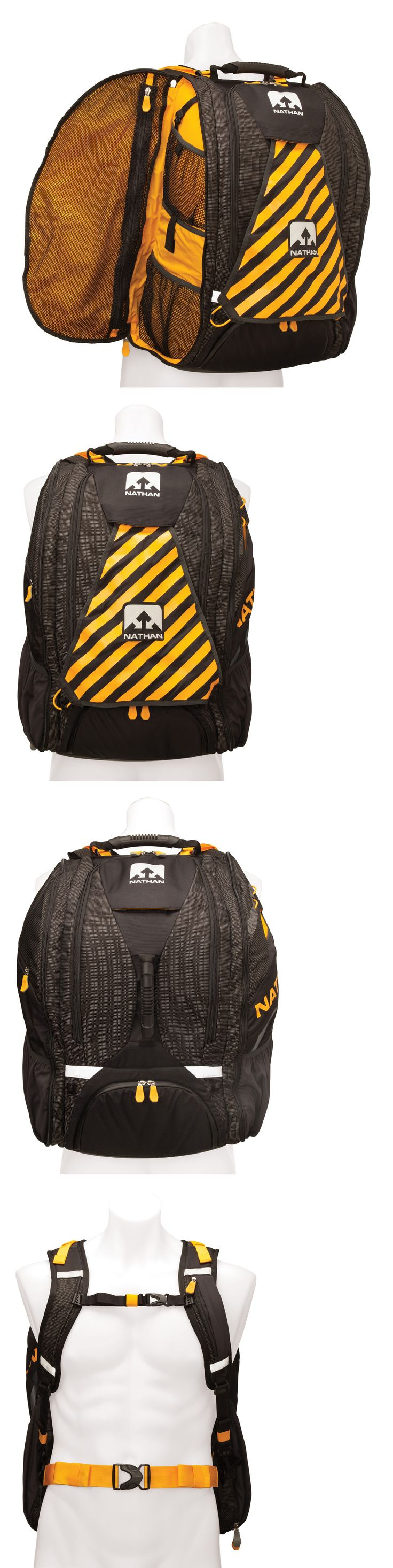Other Fitness Clothing 158920: Nathan Tri Series Mission Control Tri Bag BUY IT NOW ONLY: $149.95