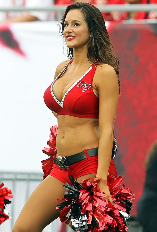 The Sexy nfl cheerleaders na