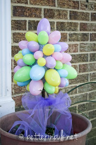 125 Best Easter Outdoor Decor Images On Pinterest Easter