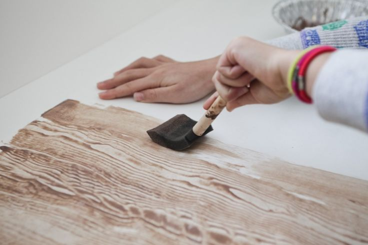 Wood Grain Tool Arts Amp Crafts Pinterest How To Paint