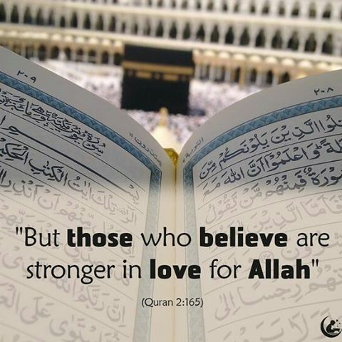 love for Allah s.w.t ❤