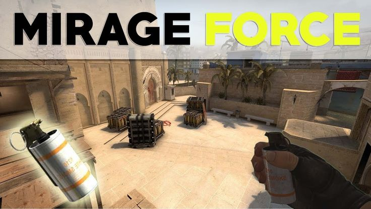 How to win a force buy on Mirage #games #globaloffensive #CSGO #counterstrike #hltv #CS #steam #Valve #djswat #CS16