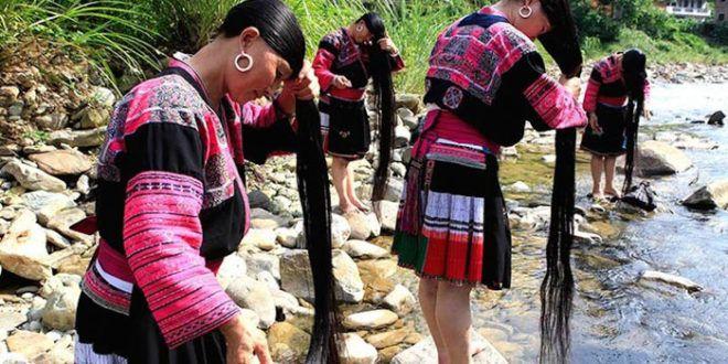 Cina: nel villaggio di Huangluo vivono le donne con i capelli più lunghi del mondo
