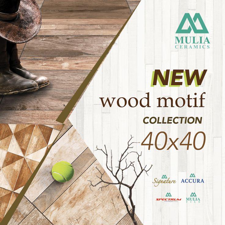 Mulia Ceramics collection 2017