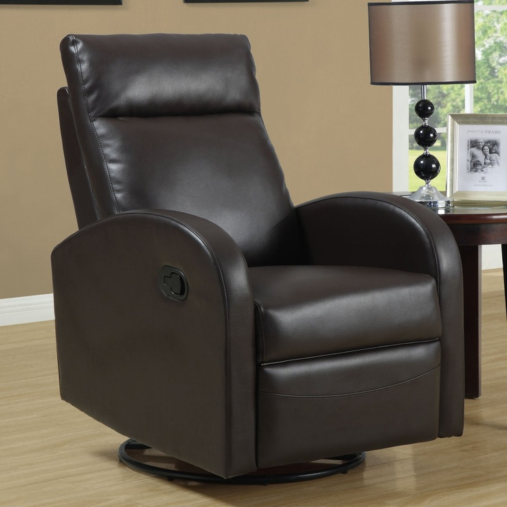 Jareth Leather Swivel Rocker Recliner - Leather Recliners at Recliners Plus  · Recliner SaleRecliner ChairsLiving Room ... - 25+ Best Ideas About Swivel Rocker Recliner Chair On Pinterest