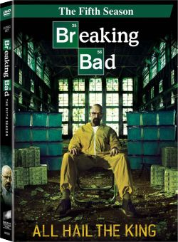 The fifth and final season of the American television drama series Breaking Bad premiered on July 15, 2012. It consists of 16 episodes, each running approximately 47 minutes in length.[5] AMC broadcast the first part of the fifth season on Sundays at 10:00 pm ET in the United States, and the second part will air on Sundays at 9:00 pm. The season is split into two parts, each containing eight episodes. The second half will debut on August 11, 2013.[