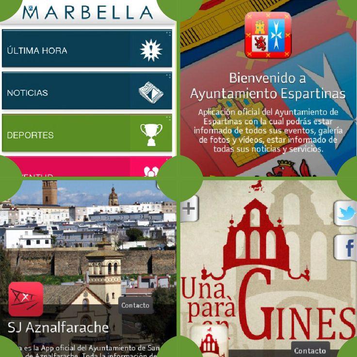 #Bluumi y los #Ayuntamientos. www.bluumi.net @BluumiOficial