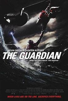 The Guardian – great movie about a high school swim team star who joins the coast guard and becomes a rescue swimmer