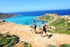 Poór Brigitta világkupa győzelme Máltán az extrém tereptriatlon futamon
