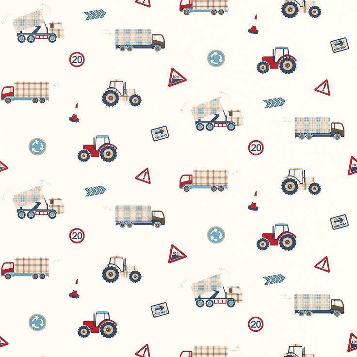 Tractors And Trucks Wallpaper