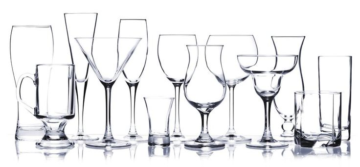 The Cutting Edge of Glassware