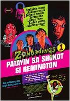 Zombadings 1: Patayin sa shokot si Remington (2011) | All Pinoy Films Online