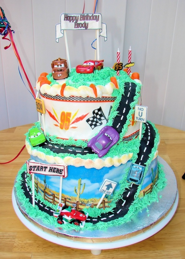 Best Cars  Images On Pinterest Cake Ideas Car Cakes And Car - Birthday cake cars 2