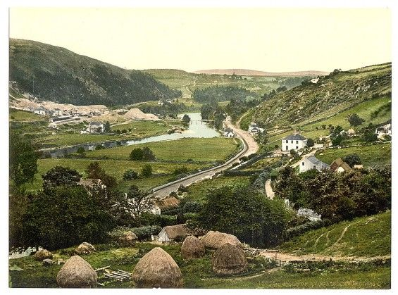 Vale of Avoca, County Wicklow, Ireland