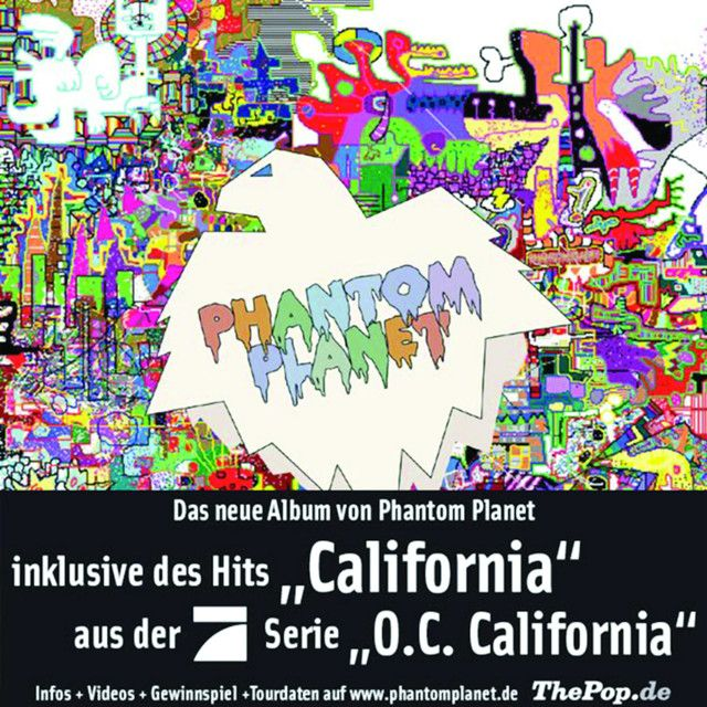 California - Tchad Blake Mix, a song by Phantom Planet on Spotify