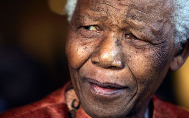 Sad news today: Nelson Mandela (Madiba) has died, aged 95. The passing of a truly great man.