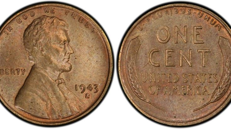 While most pennies made in 1943 were minted out of steel, some copper ones slipped into circulation. If you have one of these rare coins, you could be sitting on a substantial amount of money.