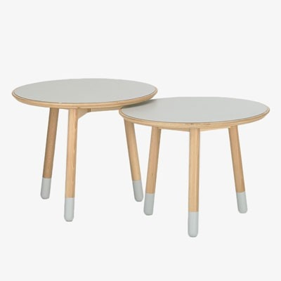 Double Stick Coffee Table - Set of 2 by Valsecchi 1918 | MONOQI
