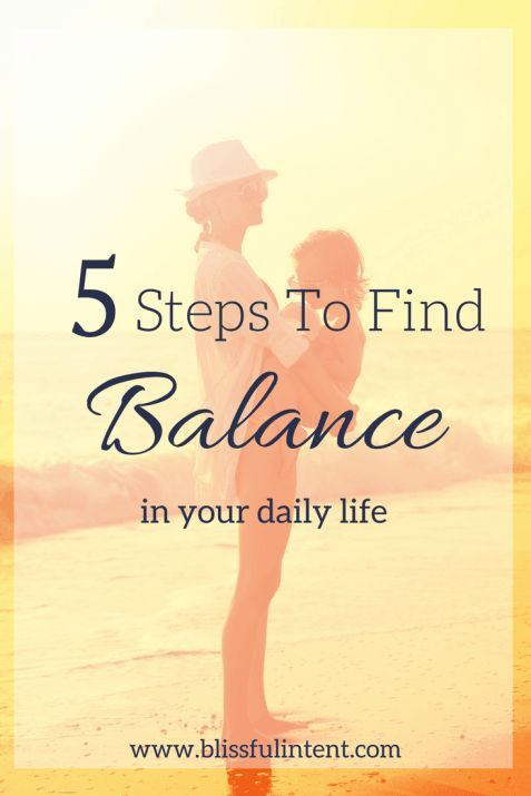 Finding balance can be difficult since our days are filled with to do lists a mile long. Read here how you can find balance and make it work for your family in 5 steps. How to be a good mom ideas | How to be a good mom tips | How to be a calm mom | How to be a calm mom tips