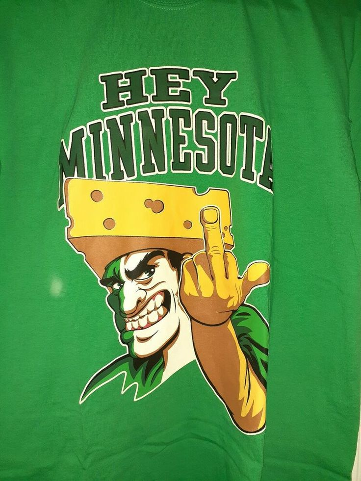 Nfl Green Bay Packers Middle Finger Hey Minnesota Vikings