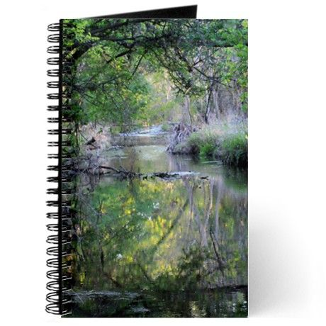 Creek Journal on CafePress.com