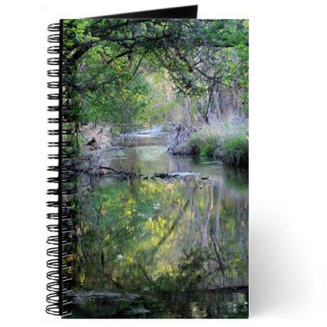 Creek Journal on CafePress.com