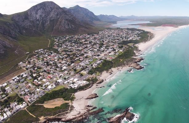 Hermanus From Above
