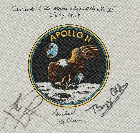 Do you want to buy a bag of Moon dust http://techmash.co.uk/2017/05/22/luna-moon-dust #Moon #Apollo11 #LunaLanding #MoonDust #SampleBag