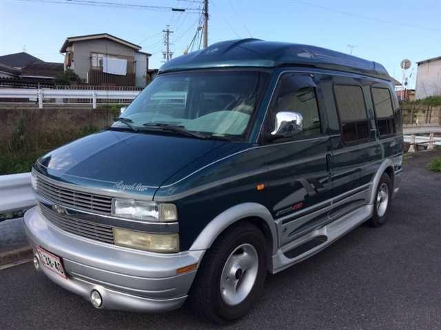 1998 Chevrolet Astro -