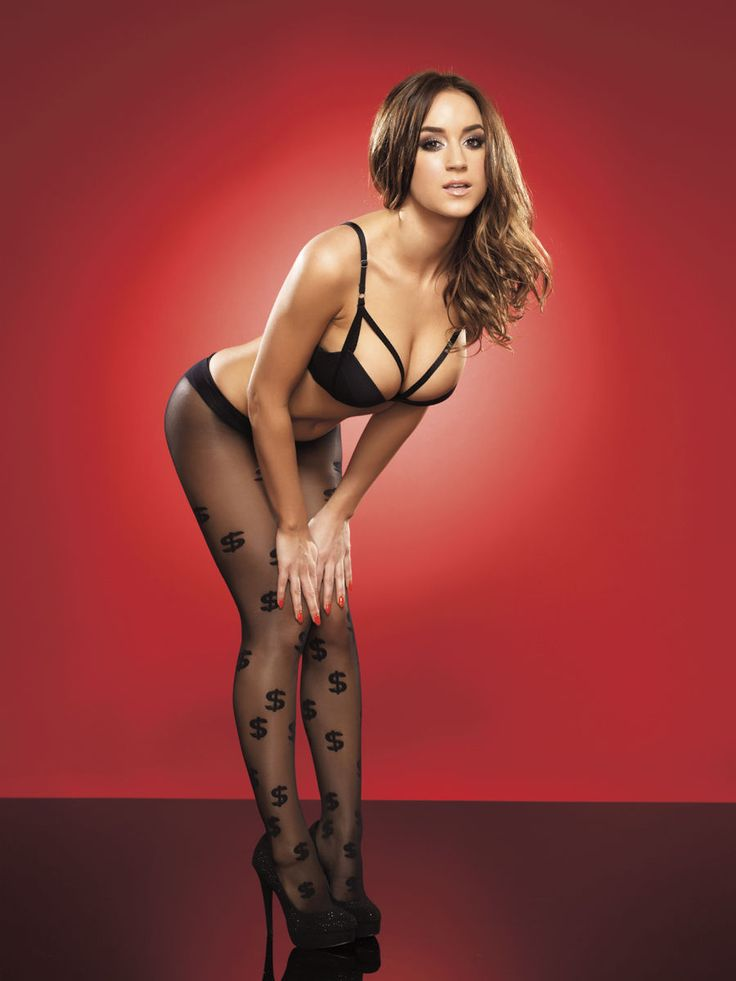 Fashion girl in hose  Guess the brand of pantyhose en 2019  Rosie jones Sexy stockings y Pantyhose heels