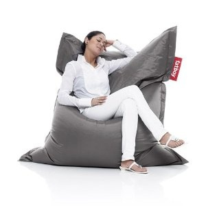 Fatboy Original Taupe Bean Bag From At The UK Shop GBP14907