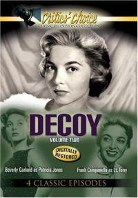 Beverly Garland, starring in the police drama series Decoy, circa 1957