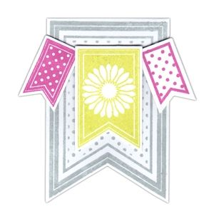 sizzix banners framelits