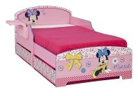 Minnie Mouse Houten Junior Kinderbed   Minnie Muis bed, €197,50.