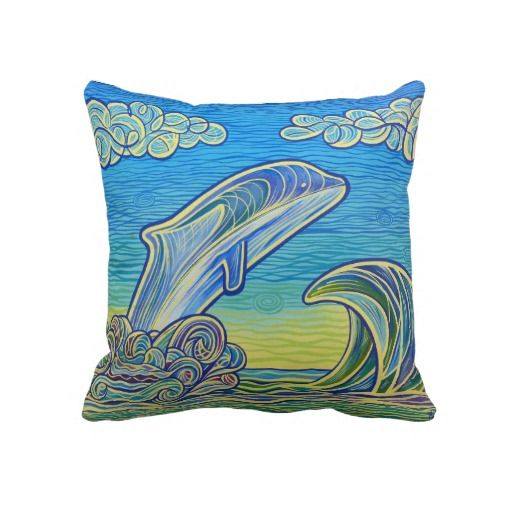 PILLOW: We are selling - Breeching Orca Pillow