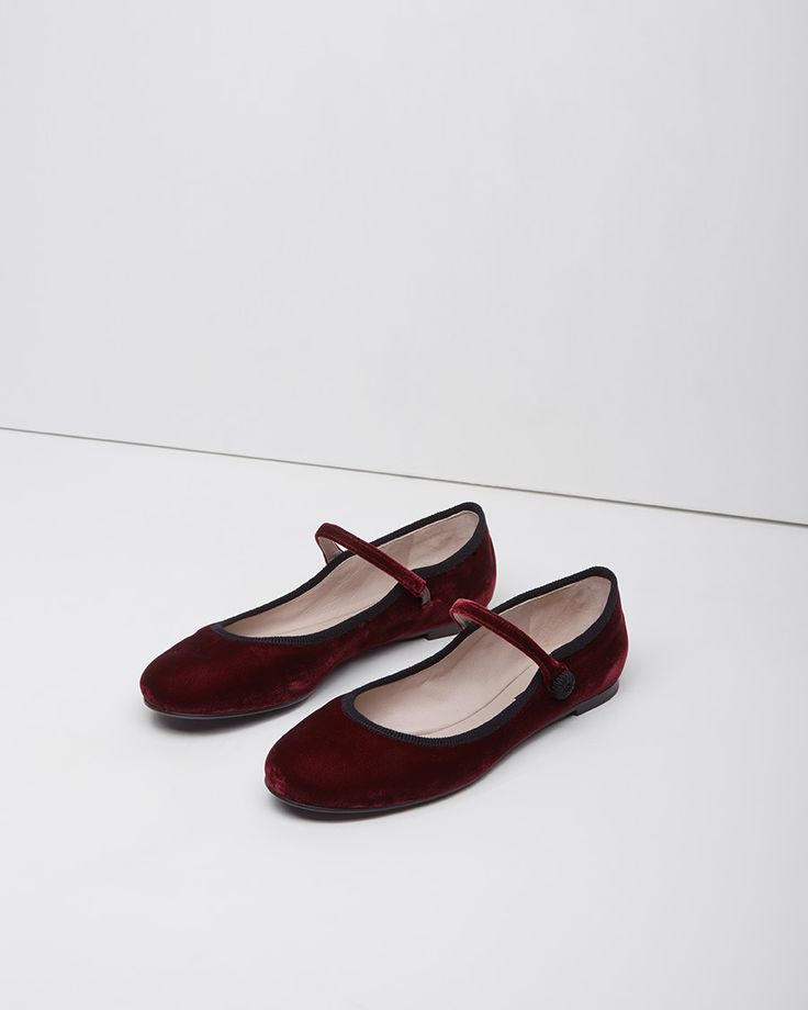 Marc Jacobs / Mary Jane Ballerina These remind me of a pair of Chinese slippers I had in high school