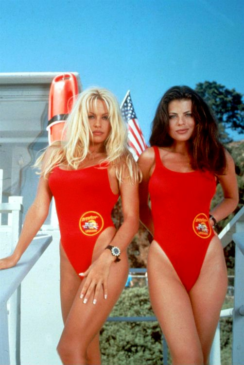 Yasmine bleeth baywatch without bra - 4 9