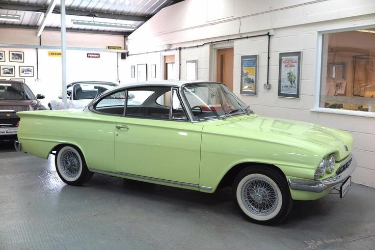 1962 Ford Consul Capri - 1500 cc in Cars, Motorcycles & Vehicles, Classic Cars, Ford | eBay!