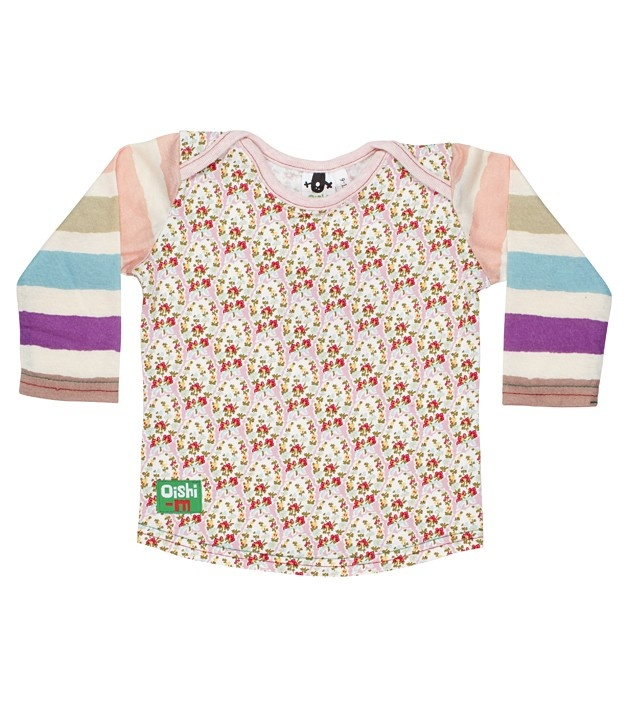 Flossy Pie Long Sleeve T-Shirt - 12-24