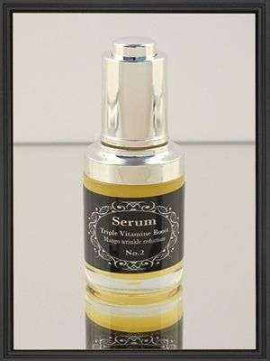 Serum Triple Powerbooster No. 2 - (Speciel edition) 50 ml - kun 499 kr.