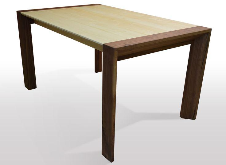 38 besten esstisch ahorn mit nussbaum profilen cube for Hersteller esstische ausziehbar