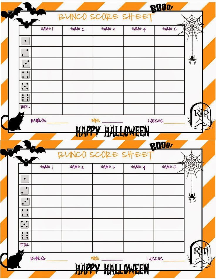 44 best Bunco, Baby images on Pinterest Bunco ideas, Bunco party - bunco score sheets template