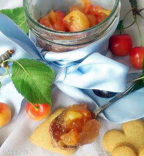 Di gotuje: Frużelina czereśniowa