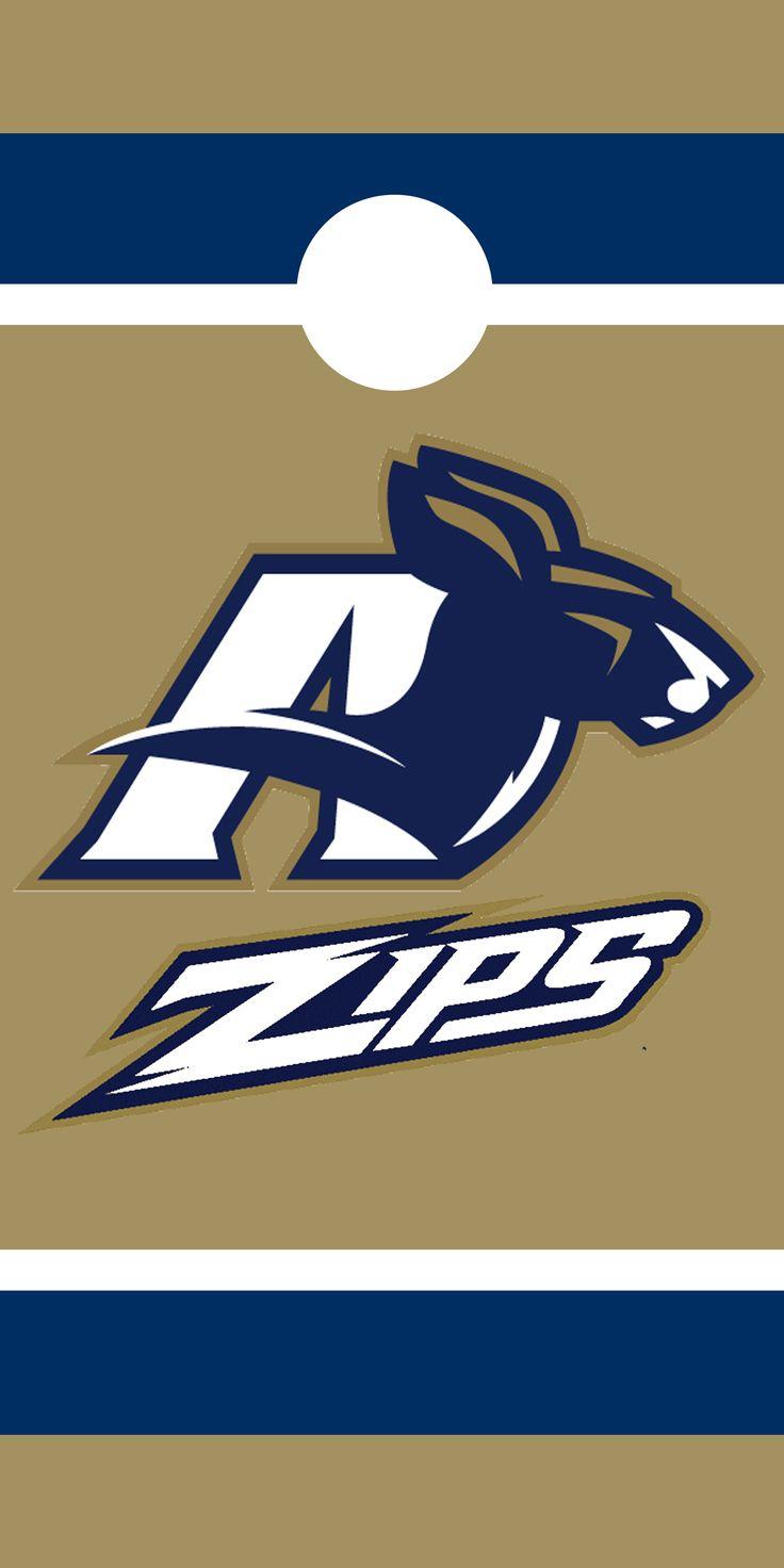Akron Zips Akron zips, Team mascots, Mascot