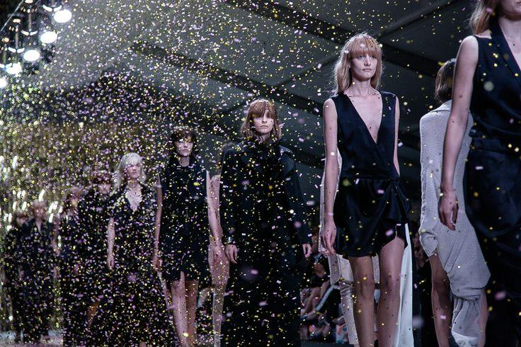 Łukasz Jemioł FALL / WINTER 2014 / 2015   www.YESisMyBless.com   #fashion #lukaszjemiol #blogger #runway #fashionmodel #clothes #newcollection #fallwinter #womenswear #bizuteriaYES #YESisMyBless