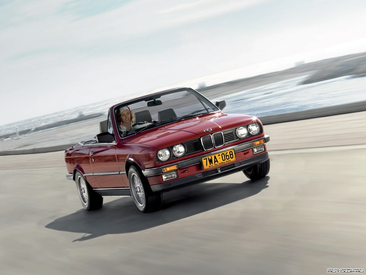 BMW 3 Series E30 Cabrio Mp2 Pic 58790 1600x1200 Pixels