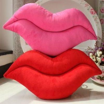 Almohadón de labios para una decoración divertida 2.jpg