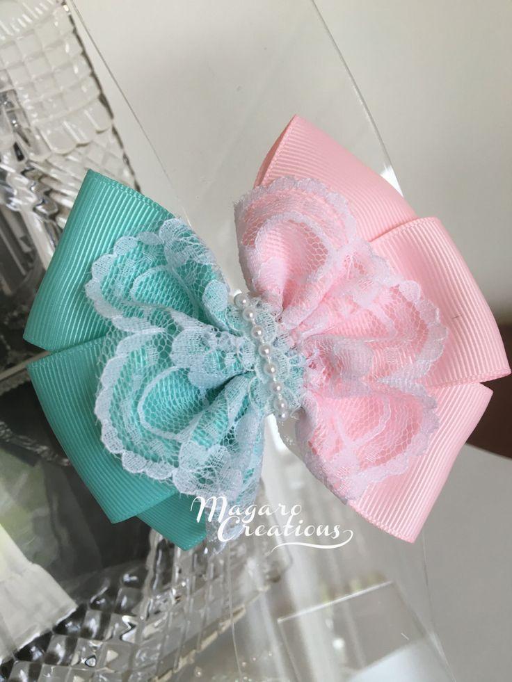 Pink hair bows,girl bow,bow hair clip,hair bow clip,girl clip,infant hair…