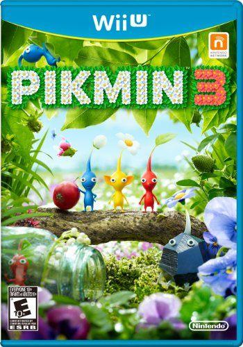 Pikmin 3 - Wii U: nintendo_wii_u: Computer and Video Games - Amazon.ca