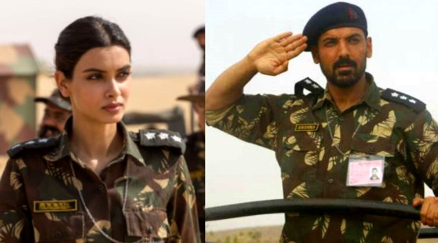 John Abraham & Diana Penty's New Stills From 'Parmanu' look! | Bollywoodtalkin